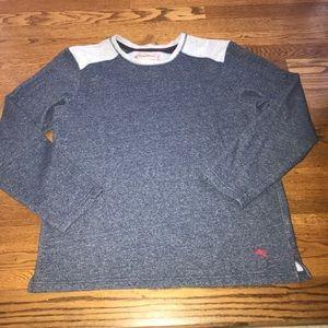 Tommy Bahama Blue lounge sweatshirt Top Large